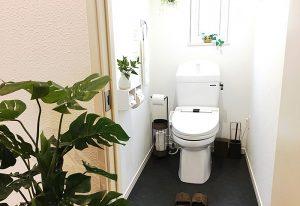 Cottageのトイレ