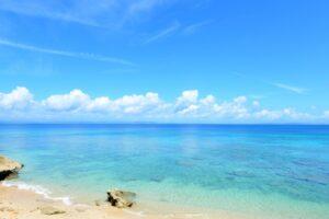沖縄のビーチイメージ